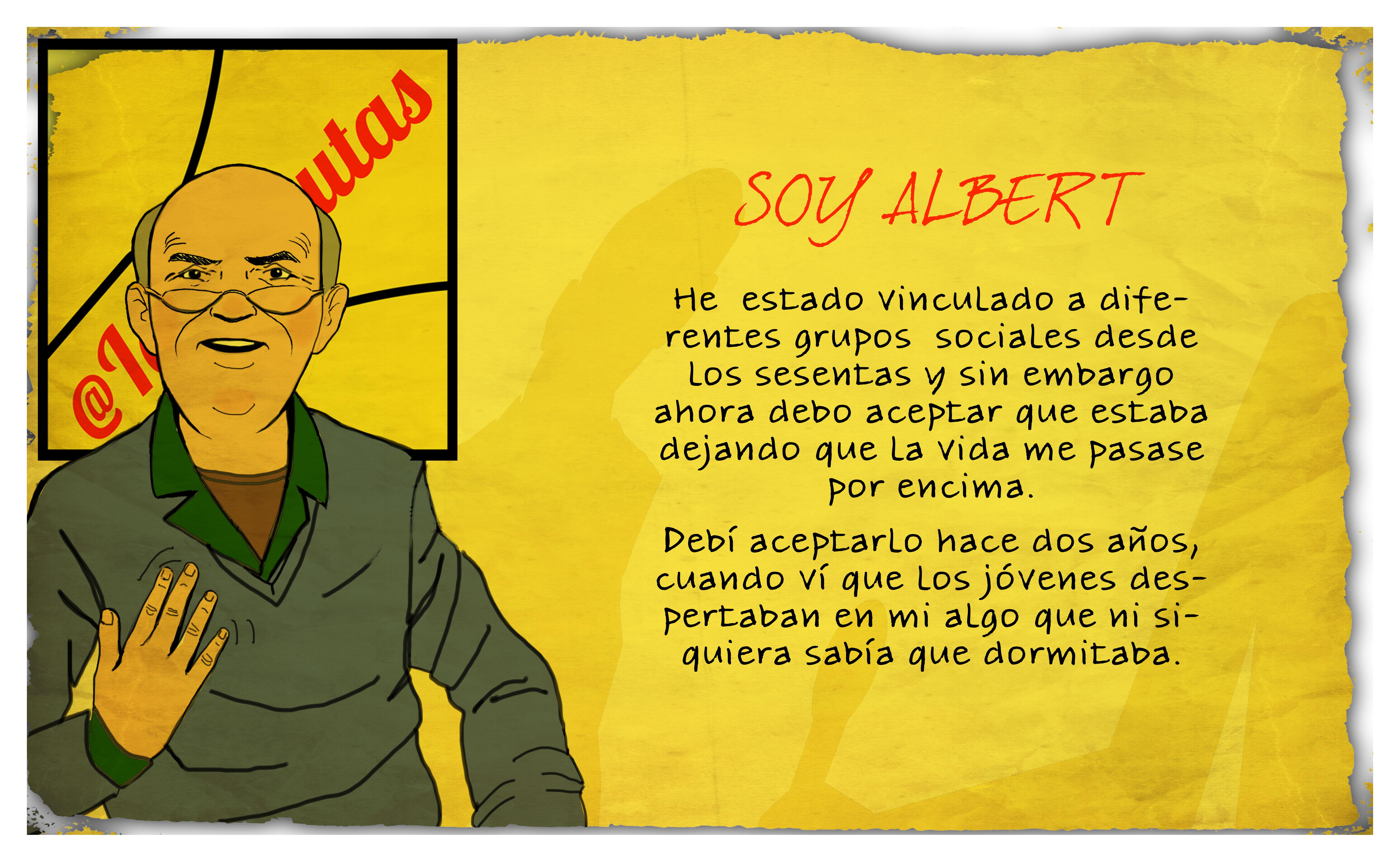 presentacion Albert