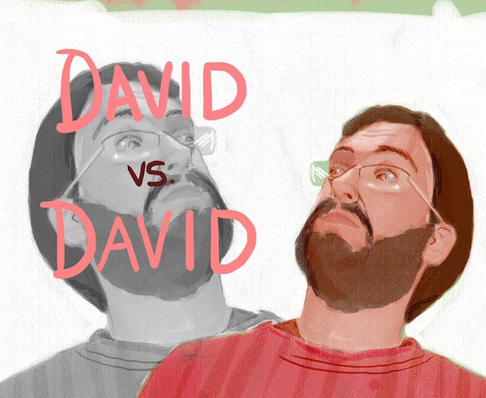 David vs David
